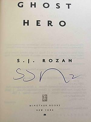 GHOST HERO.: Rozan, S, J.
