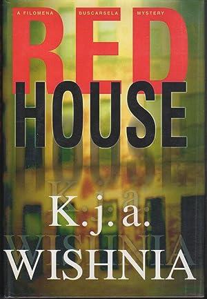 RED HOUSE.: Wishnia, K. J. A.