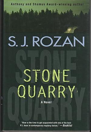 STONE QUARRY.: Rozan, S, J.