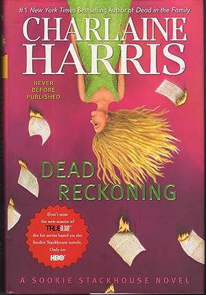 DEAD RECKONING.: Harris, Charlaine.