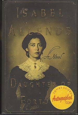 DAUGHTER OF FORTUNE.: Allende, Isabel