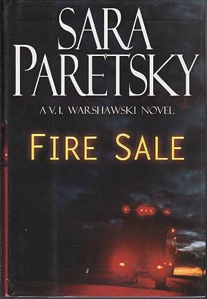 FIRE SALE.: Paretsky, Sara.