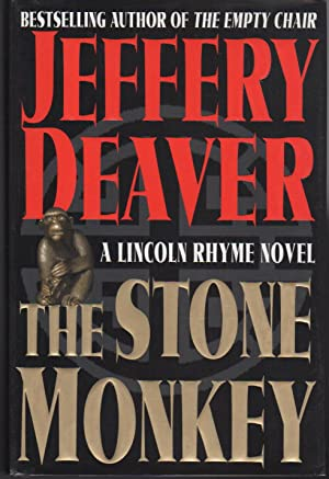 THE STONE MONKEY.: Deaver, Jeffrery.