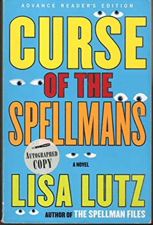 CURSE OF THE SPELLMANS.: Lutz, Lisa.
