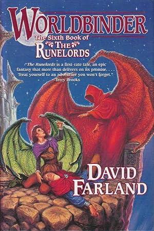 WORLDBINDER (Runelords, Book Six.): Farland, David.