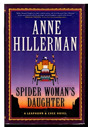 SPIDER WOMAN'S DAUGHTER.: Hillerman, Anne.