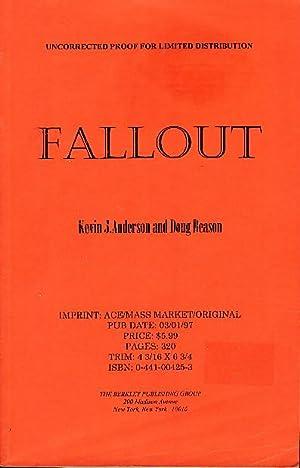 FALLOUT.: Anderson, Kevin J, and Doug Beason.