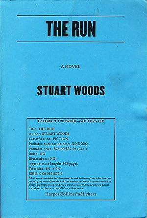 THE RUN.: Woods, Stuart.