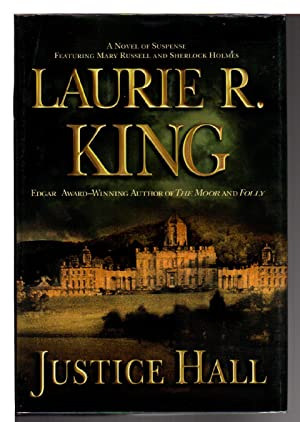 JUSTICE HALL.: King, Laurie R.