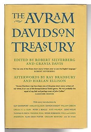 THE AVRAM DAVIDSON TREASURY: A Tribute Collection: [Davidson, Avram, 1923-1993) Silverberg, Robert ...