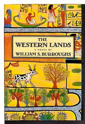 WESTERN LANDS.: Burroughs, William S.
