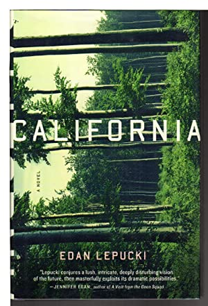 CALIFORNIA.: Lepucki, Edan.