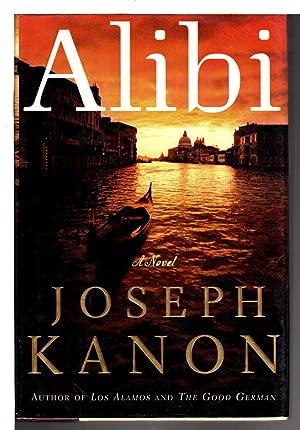 THE ALIBI.: Kanon, Joseph.