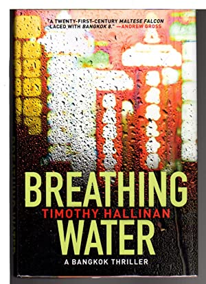 BREATHING WATER.: Hallinan, Timothy.