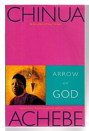 achebe arrow of god