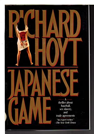 JAPANESE GAME.: Hoyt, Richard.