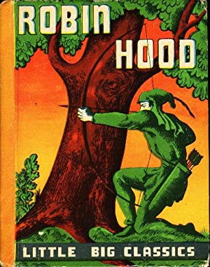 ROBIN HOOD and His Merry-Men.: Nicholas, H. G.,