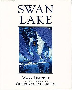 SWAN LAKE.: Van Allsburg, Chris & Helprin, Mark