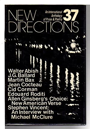 ND: NEW DIRECTIONS IN PROSE AND POETRY 37.: Anthology, signed] Laughlin, J., editor with Peter ...