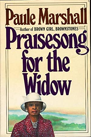 PRAISESONG FOR THE WIDOW: Marshall, Paule