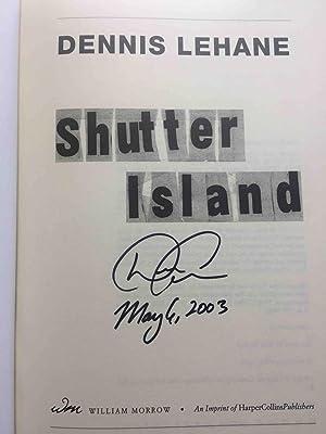 SHUTTER ISLAND.: Lehane, Dennis.