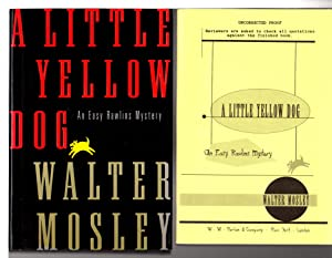 A LITTLE YELLOW DOG (2 copies): Mosley, Walter.