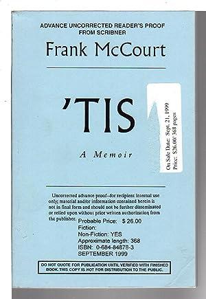 TIS.: McCourt, Frank.