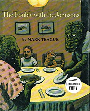 THE TROUBLE WITH THE JOHNSONS.: Teague, Mark.