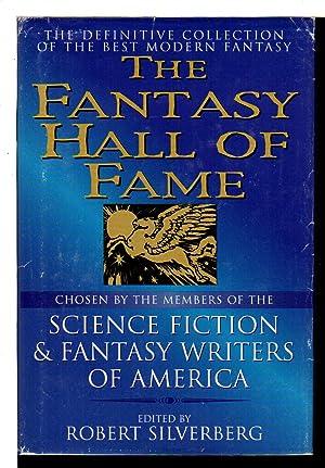 THE FANTASY HALL OF FAME.: Silverberg, Robert ,