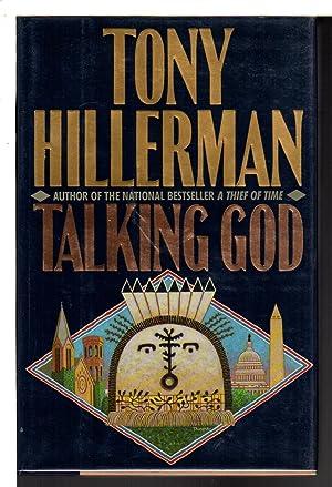 TALKING GOD.: Hillerman, Tony.