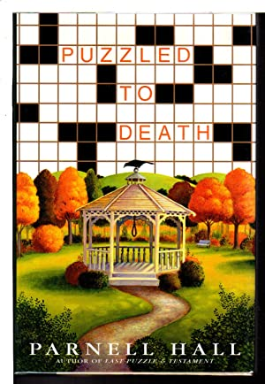 PUZZLED TO DEATH.: Hall, Parnell.