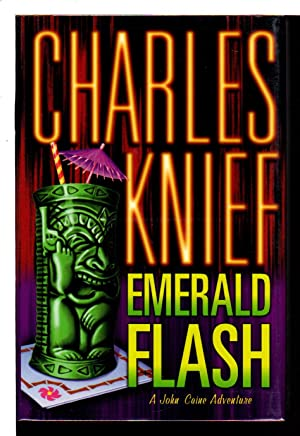 EMERALD FLASH.: Knief, Charles.