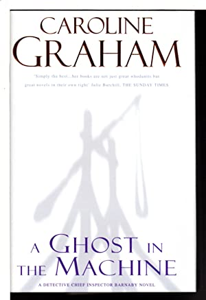 GHOST IN THE MACHINE.: Graham, Caroline.