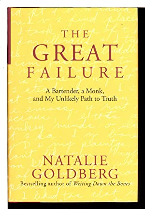 THE GREAT FAILURE: A Bartender, a Monk, and My Unlikely Path to Truth.
