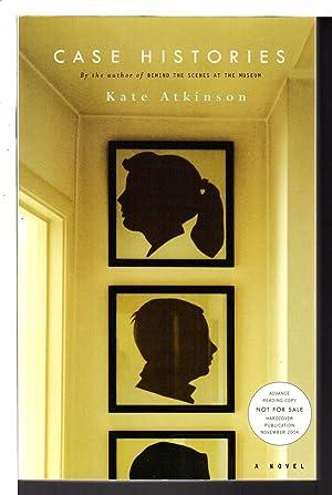 CASE HISTORIES.: Atkinson, Kate.