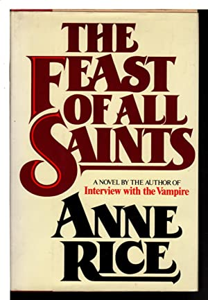 FEAST OF ALL SAINTS.: Rice, Anne