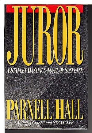 JUROR.: Hall, Parnell.