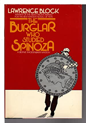 THE BURGLAR WHO STUDIED SPINOZA.: Block, Lawrence.