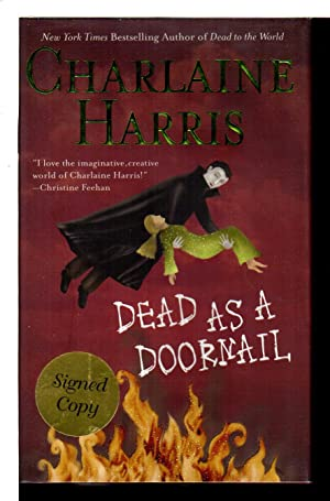 DEAD AS A DOORNAIL.: Harris, Charlaine.