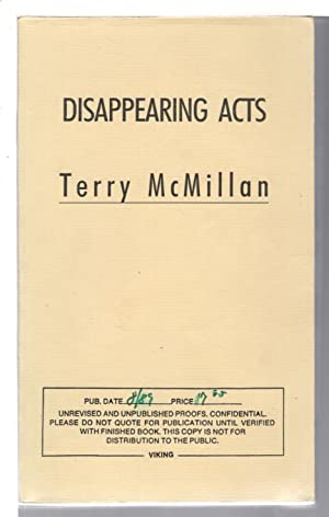 DISAPPEARING ACTS.: McMillan, Terry
