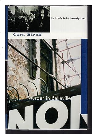 MURDER IN BELLEVILLE.: Black, Cara.