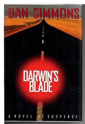 DARWIN'S BLADE.: Simmons, Dan.