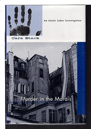 MURDER IN THE MARAIS.: Black, Cara.