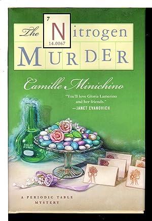 THE CARBON MURDER.: Minichino, Camille.