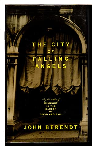 THE CITY OF FALLING ANGELS.