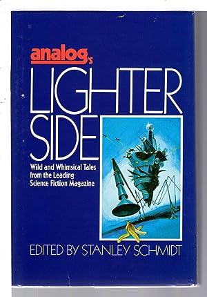 ANALOG'S LIGHTER SIDE.: Anthology, signed] Schmidt, Stanley, editor; Joe Haldeman, signed.