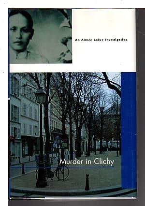 MURDER IN CLICHY.: Black, Cara.