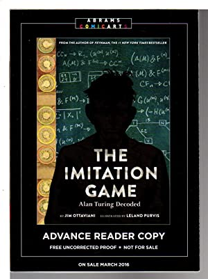 THE IMITATION GAME: Alan Turing Decoded.
