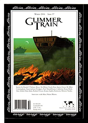 GLIMMER TRAIN: WINTER 2006, Issue 57.: Burmeister, Susan and