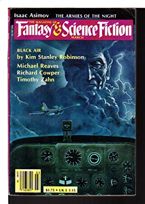 The Magazine of FANTASY AND SCIENCE FICTION (F&SF): March 1983. Vol. 64, No. 3; Whole No. 382.